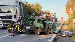 Incidente mortale a San Michele Mondovi