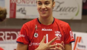 Volley: Elina Rodriguez torna in Argentina