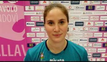 Il commento del libero Giulia De Nardi sulla vittoria dell'LPM  BAM