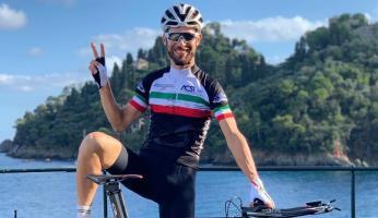 Ciclismo: Lenzi in testa al Giro della Provincia Granda, oggi l'ultima tappa a Barolo