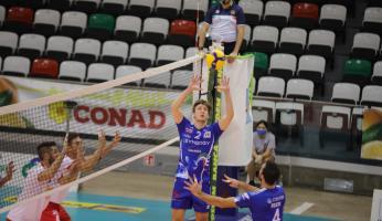 Vbc Synergy Mondovì in ripresa, ma Reggio Emilia vince 3-2