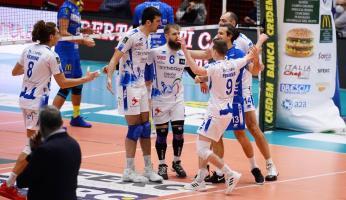 Un super Vbc Mondovì centra la seconda vittoria di fila: Brescia battuto 3-0