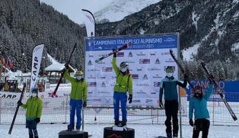 podio italiani skialp