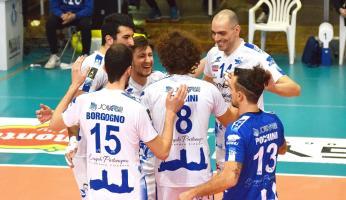 Vbc Synergy bello impossibile: Taranto annichilito 3-0