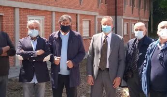 «Riutilizzare il Michelotti per esigenze socio sanitarie».Sopralluogo dell'assessore regionale Icardi a Piazza