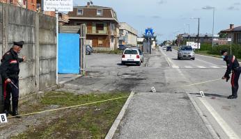 Mondovì: pirata della strada investe donna in via Torino e scappa