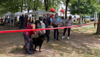 """A Beinette la prima rassegna cinofila porta al parco di Rifreddo oltre 150 """"amici a quattro zampe"""""""