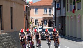 Giro Donne 2021: la prima tappa