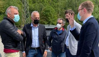 Viabilità, statale 28 e Armo-Cantarana: la risposta del Ministro Giovannini