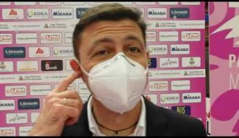 Coach Davide Delmati commenta la vittoria del Puma contro l'Exacer Montale