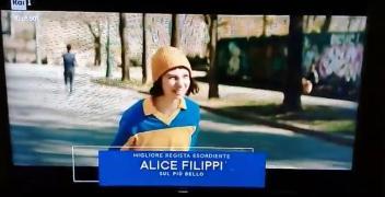 VIDEO, Niente da fare per Alice Filippi, il David di Donatello per il Miglior regista esordiente va a Pietro Castellitto